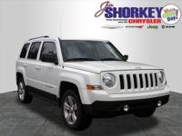 Recent Arrival!CERTIFIED 2014 Jeep Patriot