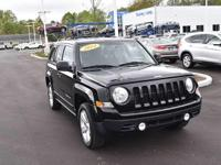Check out this gently-used 2014 Jeep Patriot we