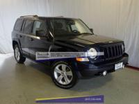 Options:  2014 Jeep Patriot Latitude|Blue|New Price!