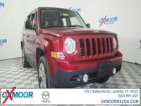 New Price! 2014 Jeep Patriot Latitude 4WD, Dark Slate
