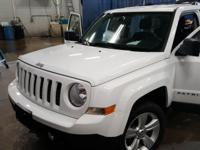 Recent Arrival! Latitude Bright White Clearcoat 2.4L I4