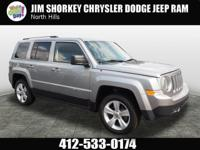 Recent Arrival! 2014 Jeep Patriot Latitude CARFAX