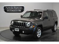 ONE OWNER- OFF LEASE-CLEAN CARFAX-LOW MILEAGE 2014 Jeep