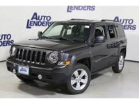 This CERTIFIED preowned 2014 Jeep Patriot comes