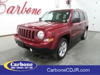 New Price! 2014 Jeep Patriot 4WD Latitude Odometer is