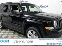 Jeep Patriot Latitude CARFAX One-Owner. Clean Carfax -