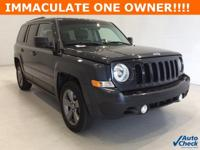 Options:  2014 Jeep Patriot High Altitude|Gray|*Alloy