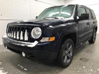 Options:  2014 Jeep Patriot Latitude|Odometer Is 5709