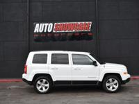 This 2014 Jeep Patriot 4dr FWD 4dr Latitude features a