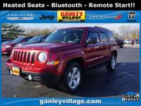 Heated seats! Roof rails! Bluetooth! Remote start! This