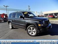 Look at this 2014 Jeep Patriot Latitude. Its