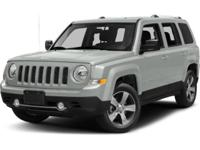 ~~ 2014 Jeep Patriot High Altitude ~~ CARFAX: 1-Owner,