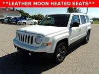 Options:  2014 Jeep Patriot|**Moonroof**|**Upgraded