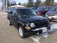 Options:  2014 Jeep Patriot Latitude Fwd|While We Make