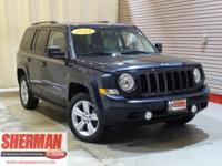 New Arrival! CarFax 1-Owner, This 2014 Jeep Patriot