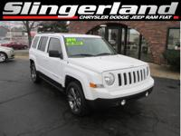Options:  2014 Jeep Patriot High Altitude|Just Reduced!