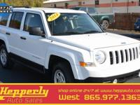 4x4, New Price! CARFAX One-Owner. 2014 Jeep Patriot