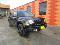 Tried-and-true, this Used 2014 Jeep Patriot Sport lets