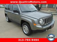 Come see this 2014 Jeep Patriot Sport. Its Automatic