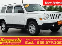 Recent Arrival! This 2014 Jeep Patriot Sport in Bright