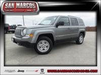 (512) 270-6290 ext.15 Our gently used 2014 Jeep Patriot