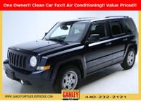 2014 Jeep Patriot Sport One Owner!, 16 x 6.5 Styled