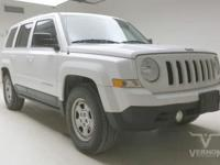 This 2014 Jeep Patriot Sport FWD with only 46,050 miles