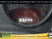Black Clearcoat 2014 Jeep Patriot Sport -PERFECT FUEL