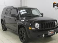 This 2014 Jeep Patriot Altitude is offered to you for