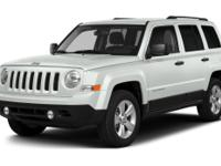Options:  2014 Jeep Patriot Sport|My!! My!! My!! What A