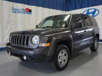 Priced below KBB Fair Purchase Price! Gray 2014 Jeep