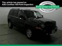 2014 Jeep patriot Standard Our Location is: Enterprise