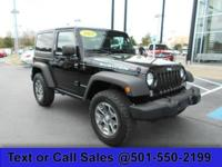 Rubicon trim. GREAT MILES 53,501! REDUCED FROM $28,900!