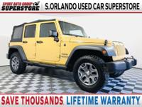 SAVE THOUSANDS on this 2014 Jeep Wrangler Unlimited