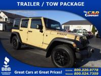 Used 2014 Jeep Wrangler Unlimited, *DESIRABLE