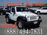 This 2014 Jeep Wrangler Sport is offered to you for