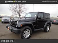 2014 Jeep Wrangler Our Location is: AutoNation Chrysler