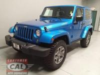 Options:  2014 Jeep Wrangler 4Wd 2Dr Rubicon|4-Wheel
