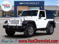 Clean CARFAX. CARFAX One-Owner.  2014 Jeep Wrangler