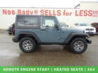 *** SOUGHT AFTER 2014 JEEP WRANGLER RUBICON *** ONLY