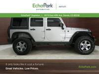 Only 23,554 Miles! Delivers 20 Highway MPG and 16 City