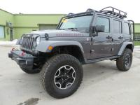 Very impressive 2014 Wrangler Unlimited Rubicon X. This