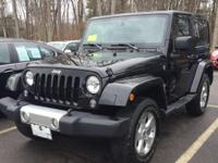 2014 Jeep Wrangler Sahara Loaded Hardtop and Soft top