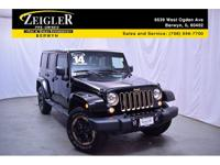 Recent Arrival! 2014 Jeep Wrangler Unlimited Sahara