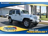 2014 jeep wrangler sahara 4 door recently serviced and