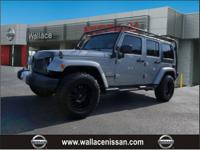 New Price! CARFAX One-Owner. Clean CARFAX.Wrangler