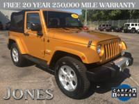 FREE 20 YEAR / 250,000 MILE WARRANTY, 1 OWNER, 4X4,