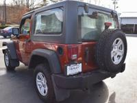 Exceed your expectations with this 2014 Jeep Wrangler!