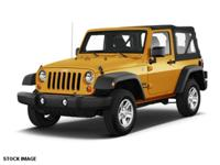 This outstanding example of a 2014 Jeep Wrangler Sport