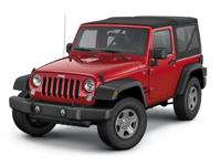 Take command of the road in the 2014 Jeep Wrangler! An